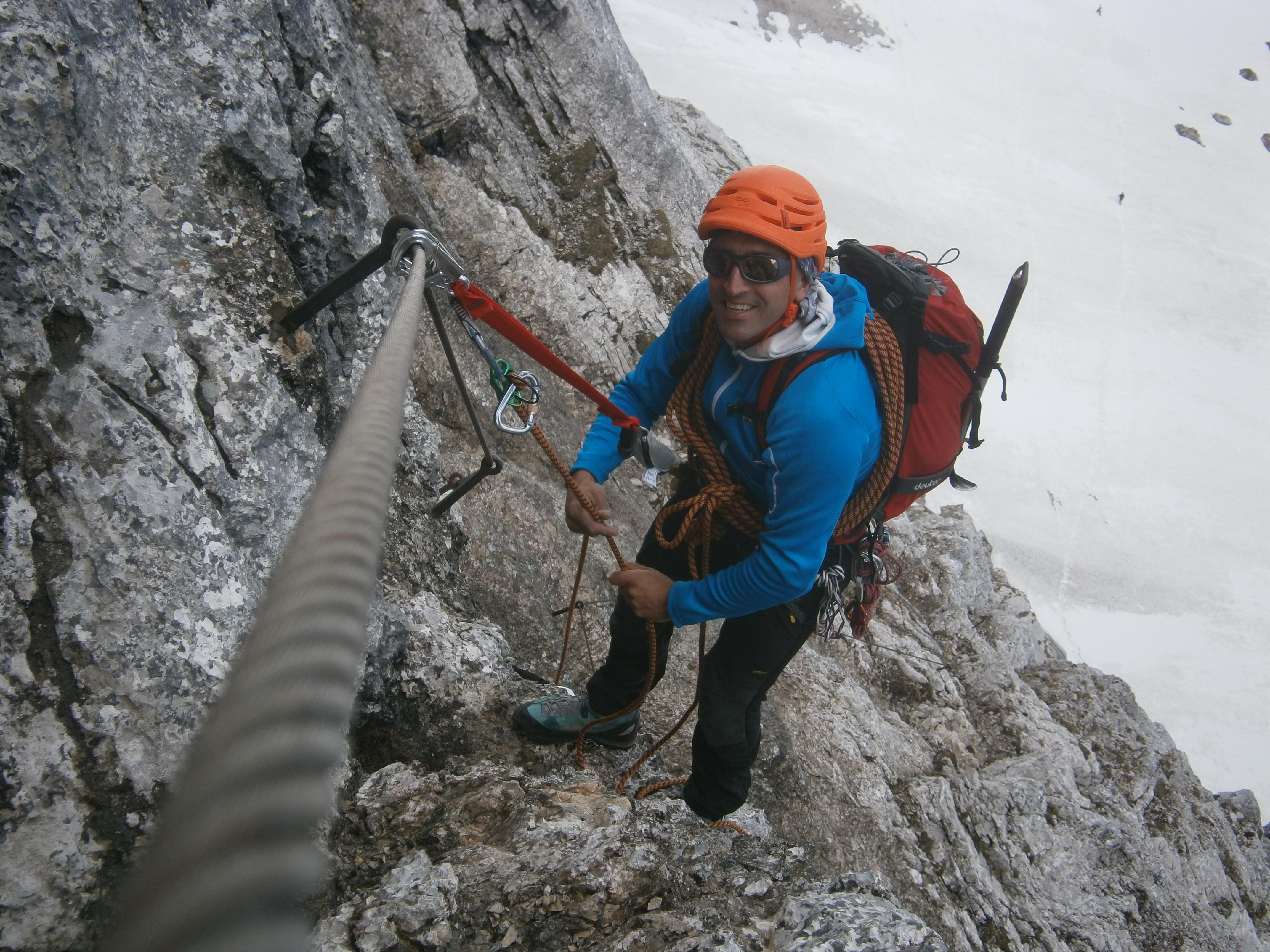 Klettersteig Ausrüstung : Steile welt archiv quo vadis klettersteigausrüstung